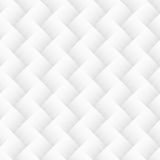 Texture décorative blanche seamless Images stock