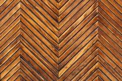 Texture décorative en bois de mur photo stock