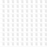 Texture décorative géométrique blanche - sans couture Photographie stock libre de droits