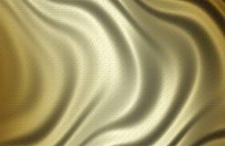 Texture d'or Images libres de droits