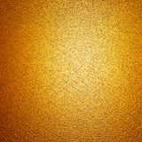 Texture d'or Photographie stock libre de droits