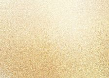 Texture d'or d'abrégé sur sable de miroitement photo libre de droits