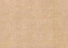 Texture d'abrégé sur tissu de Brown Photographie stock libre de droits