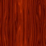 Texture d'acajou Photo libre de droits