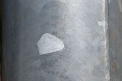 Texture d'acier inoxydable  image stock