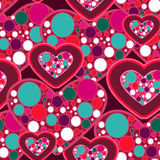 Texture d'amour illustration stock