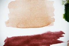 texture d'aquarelle Photographie stock