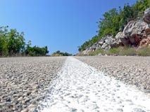 Texture d'asphalte Photographie stock