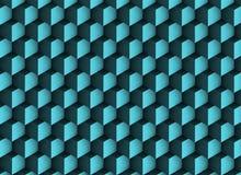 texture 3d avec des ombres et des cubes illustration de vecteur