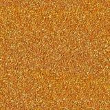 texture d'or de scintillement Texture carrée sans joint Photos stock