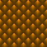 Texture d'or. Fond sans couture de vecteur Photo libre de droits