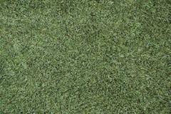 Texture d'herbe verte Fond vert d'herbe du football image libre de droits