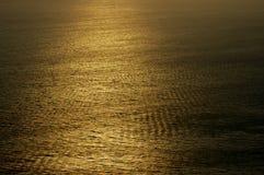 Texture d'océan Image libre de droits