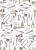 Texture d'outils Image stock