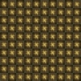 Texture with 3D rendering abstract fractal pattern Stock Images