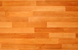 Texture d'étage en bois Images libres de droits
