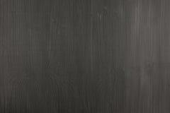 Texture d'un conseil en bois noir Image stock