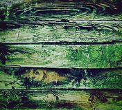 Texture d'un mur en bois Photographie stock