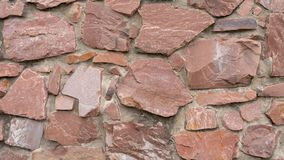 Texture d'un mur en pierre images stock
