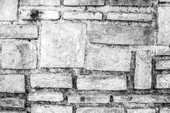Texture d'un mur en pierre Images libres de droits