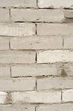 Texture d'un mur fait de briques de boue Quelques pièces sont humides Images libres de droits