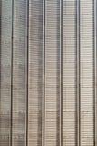 Texture d'un plan rapproché agricole extérieur de complexe de dessiccateur de grain de structure métallique photos libres de droits