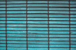 Texture d'un vieil abat-jour bleu Photo stock