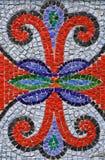 Texture d'une mosaïque Photos libres de droits