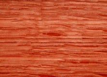 Texture d'une surface en bois d'acajou Placage en bois pour des meubles Photographie stock