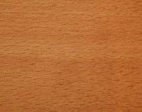 Texture d'une surface en bois d'un cerisier Placage en bois pour des meubles Photos libres de droits