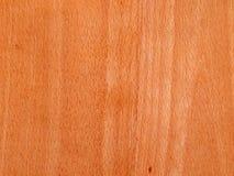 Texture d'une surface en bois d'un cerisier Placage en bois pour des meubles Photographie stock