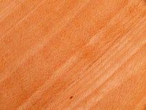 Texture d'une surface en bois d'un cerisier Placage en bois pour des meubles Photo libre de droits