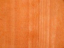 Texture d'une surface en bois d'un cerisier Placage en bois pour des meubles Image libre de droits