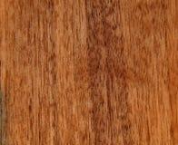 Texture d'une surface en bois d'un noyer américain Placage en bois pour le furnitur Photo libre de droits