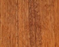 Texture d'une surface en bois d'un noyer américain Placage en bois pour le furnitur Photos libres de droits