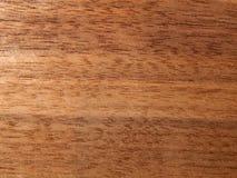 Texture d'une surface en bois d'un noyer américain Placage en bois pour le furnitur Photos stock