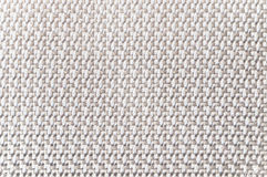 Texture d'une toile blanche Photo stock