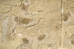 Texture of damaged wall Royalty Free Stock Photo