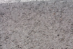 Texture of dark asphalt Stock Images