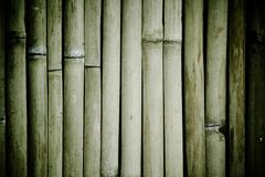 Texture of Dark Bamboo Background Royalty Free Stock Images
