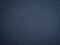 Texture of dark blue crumpled craft paper. Texture for design, abstract background stock images