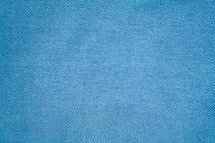 Texture dark blue fabric Stock Photography