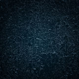 Texture of a dark blue wall Royalty Free Stock Images