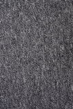 The texture of a dark gray cotton cloth Stock Images