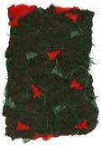 Isolated Rice Paper Texture - Christmas Green XXXXL royalty free stock photos