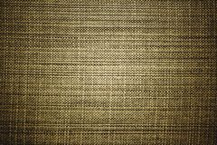 Texture of Dark Hemp Canvas Background Royalty Free Stock Image