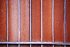 Texture de bars en métal Image stock