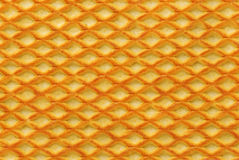Texture de biscuit Image libre de droits