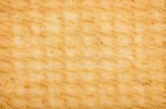 Texture de biscuit Images stock