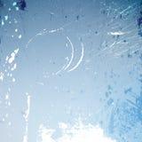 Texture de bleu de détresse Photographie stock libre de droits